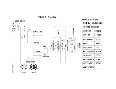 wiring diagram kelvinator fridge gallery wiring diagram