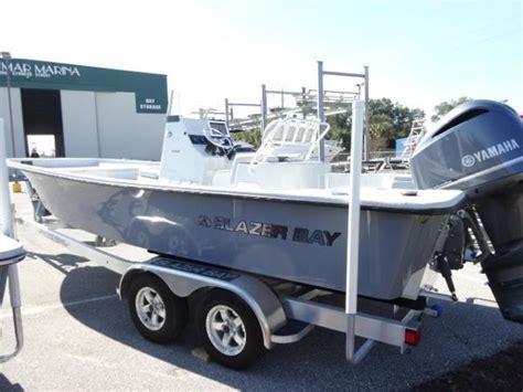 blazer bay boats dealers blazer bay 2400 bay 2016 used boat for sale in pensacola