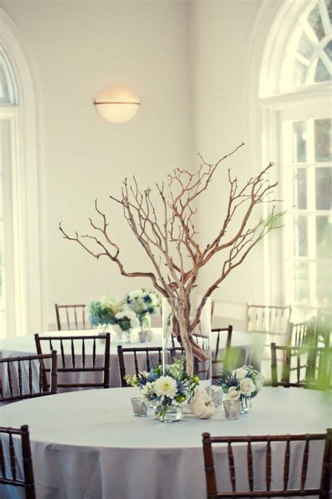 tree branch centerpieces for weddings find inspiration in nature for your wedding centerpieces