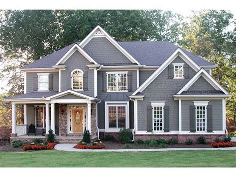 craftsman one house plans 25 best ideas about craftsman house plans on