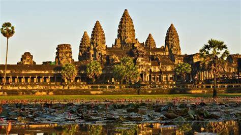 kegiatan wisata unik  siem reap kamboja termasuk