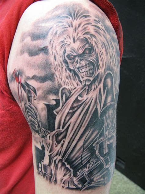 iron maiden killers tattoos www pixshark com images