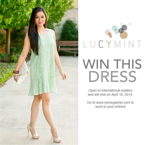 Mint Giveaways - lucy mint dress giveaway whatever is lovely