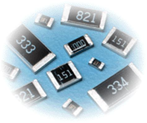 surface mount resistor power dissipation resistors