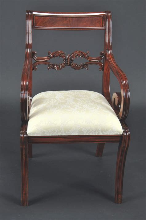Duncan Phyfe Dining Chairs by Empire Duncan Phyfe Dining Room Chairs