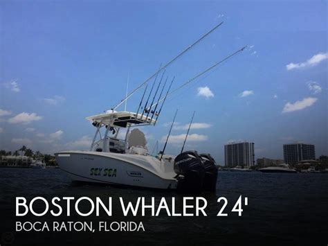 used boston whaler boats for sale in north carolina boston whaler 240 outrage boats for sale boats
