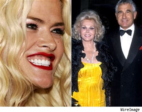 Zsa Zsa Gabors Husband I Might Be Dannielynns zsa zsa s husband says he might be dannielynn s