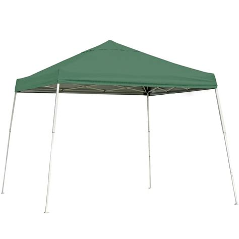 Up Canopy Shelterlogic 10 X 10 Outdoor Pop Up Canopy In Canopies