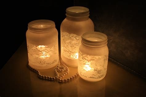 Warm Their Cockles At Your Autumn Wedding Light Jars