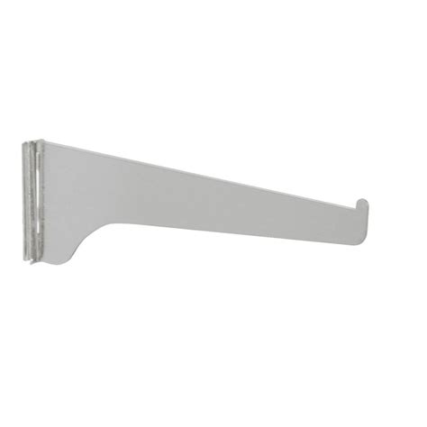 knape vogt 16 in heavy duty folding shelf bracket in