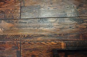 Wood Flooring Vs Laminate Flooring what s the deal with hand scraped hardwood floor