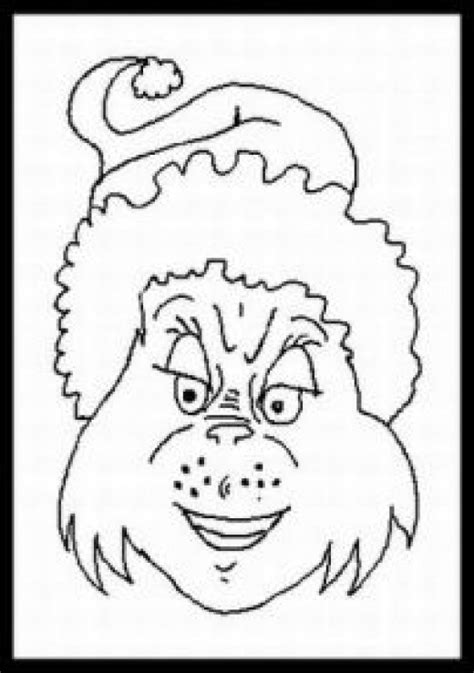 fun coloring pages the grinch who stole christmas