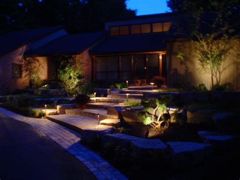 landscape lighting design ideas best patio garden and landscape lighting ideas for 2014