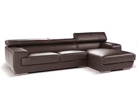 Nicoletti Italian Leather Sofa Grace Italian Leather Sectional Sofa By Nicoletti Leather Sectionals