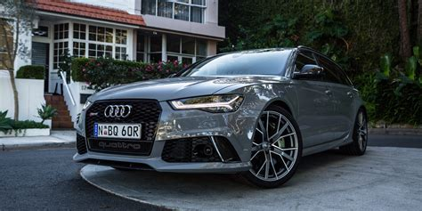 Audi Rs6 Performance by 2016 Audi Rs6 Avant Performance Review Caradvice