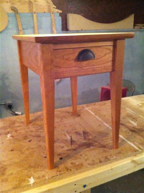 cherry shaker  table  wrench  lumberjockscom