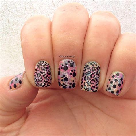 Decorated Nails by 10 Ideas To Decorated Nails With Animal Print