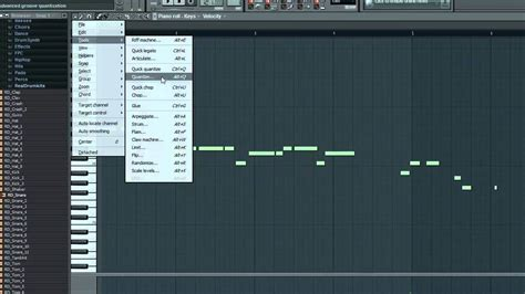tutorial fl studio piano roll fl studio tutorials import mp3 wav to piano roll using