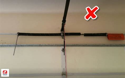 how to fix a garage door cable how to fix a garage door cable garagedoorcowboys tx