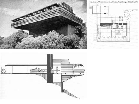 frank lloyd wright george sturges house usonian house 26 best images about frank lloyd wright on pinterest