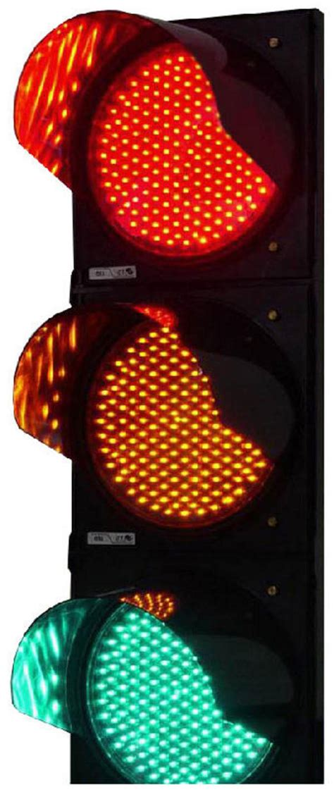 Led Traffic Light Bulbs Led Traffic Lights Could Save Energy Car News Top Speed