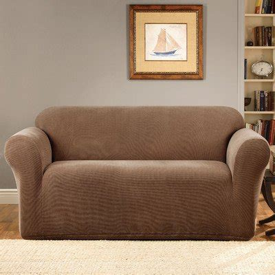 sure fit stretch metro 2 piece sofa slipcover tips for fitting slipcovers on sofas with loose cushions