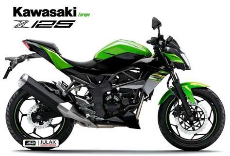 125cc Kawasaki by Kawasaki 125 Y Kawasaki Z 125 Dos Nuevos Modelos