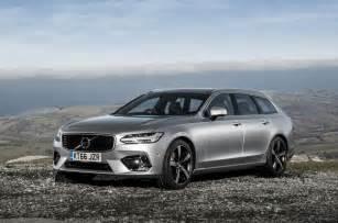 Volvo R Design 2017 Volvo V90 D4 R Design Review Autocar