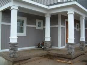 Deck Columns Porch Column Size Building A Home Forum Gardenweb