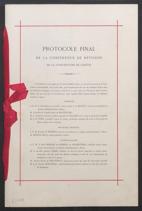 geneva convention file geneva convention protocols of 1906 07 06 ch bar