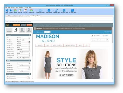 visual design editor magento2 need testers feedback for my visual designer software for