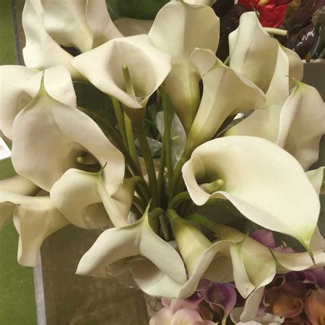 Calla Artificial Trees And Flowers Wholesale