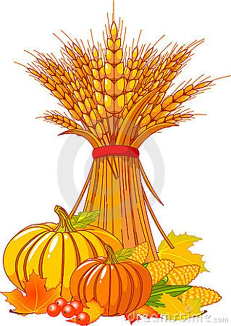 Free Clip Harvest Pictures by Thanksgiving Harvest Background Royalty Free Stock