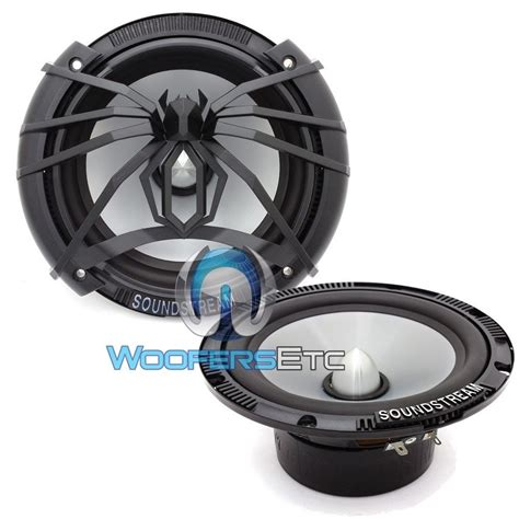 pc 6 soundstream 6 5 quot 120w 2 way picasso series