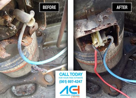 to repair or replace your air conditoner compressor