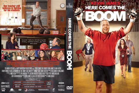 Here Comes The by Here Comes The Boom Dvd Custom Covers Here Comes