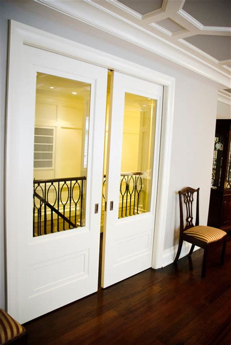 Interior Glass Pocket Doors Pocket Glass Doors Interior Doors New York By Supa Doors