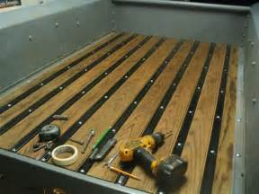 diy wooden truck bed projects