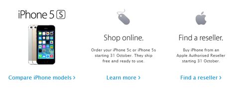 apple malaysia apple malaysia website lists iphone 5c and 5s to be