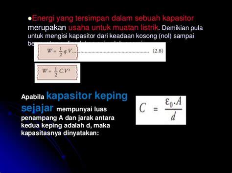 kapasitor keping sejajar radiasi gelombang elektromagnetik fisika unnes