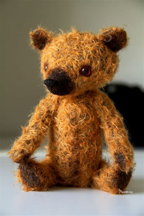 Handmade Teddy Bears Australia - 17 best images about softies designers on
