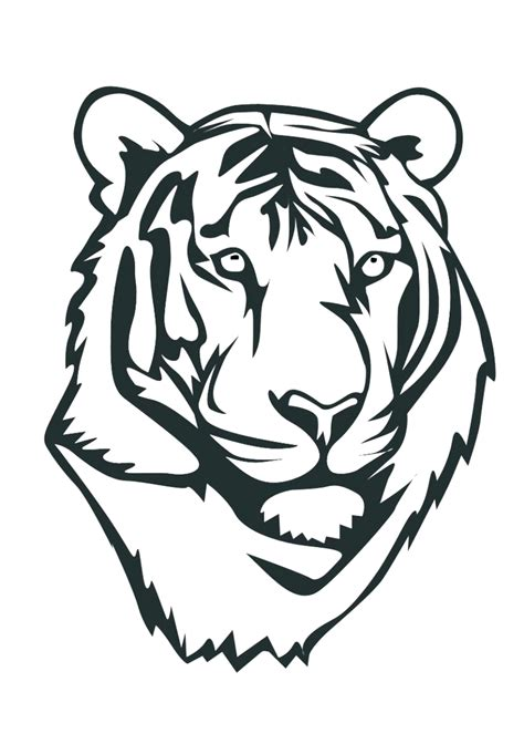 Printable Tiger Coloring Pages Coloring Me Tiger Coloring Book Pages