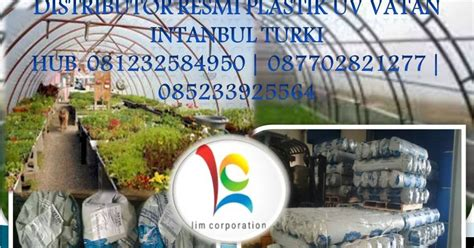 Harga Plastik Anti Uv distributor resmi plastik uv vatan intanbul turki