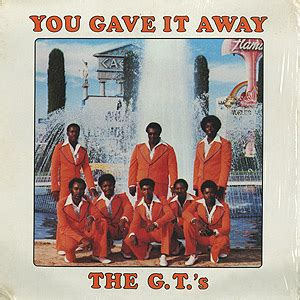King 52 Freesul g t s you gave it away lp jed s 1977 usオリジナル盤 ex ex
