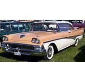 1958 Ford Fairlane 500 AOW532jpg  Wikimedia Commons