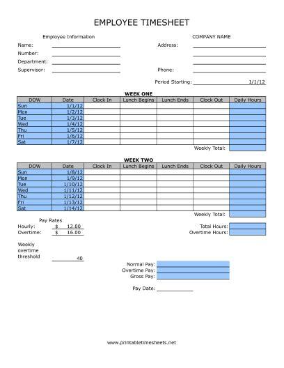 timesheet best business bi bi weekly timesheet template weekly