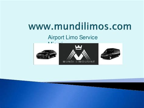 Airport Transportation Service by Airport Transportation Service