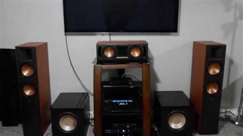 the evolution of my home theater system