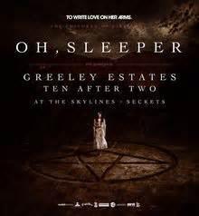 greeley estates tour dates concerts tickets songkick