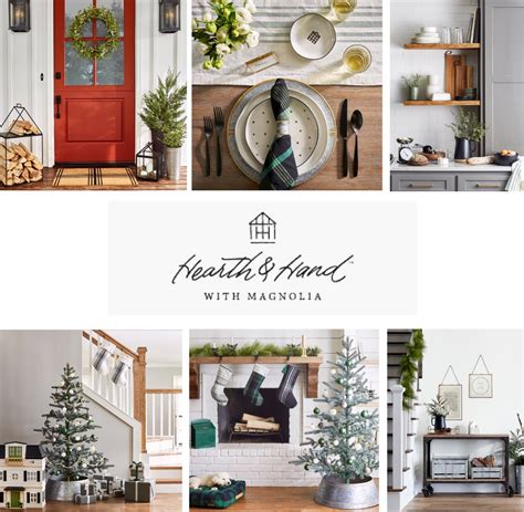 hearth and favorites new home decor line by joanna